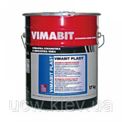 Эластомерная гидроизоляционная битумная эмульсия -VIMABIT PLAST