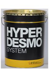 Однокомпонентная полиуретановая мастика HYPERDESMO-HAA 6 кг