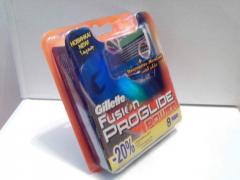 Gillette Fusion POWER ProGlide лезвия 8шт