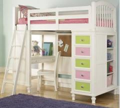 "Bed nursery ""Plus"