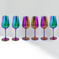 Набор бокалов для вина Bohemia Strix (Dora) 250 мл