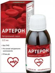 Arteron - drops from hypertension