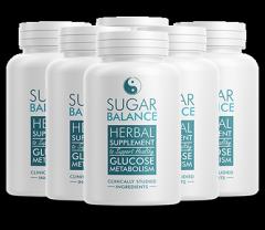 Капсулы от диабета Sugar Balance (Шугар Бэланс)