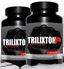Капсулы для роста мышечной массы Trilixton (Трайликстон)