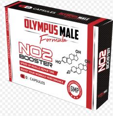 Капсулы для роста мышц Olympus NO2 Booster (Олимпус ЭнО2 Бустер)