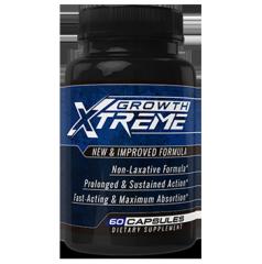 Капсулы для повышения тестостерона и роста мышц Growth Xtreme (Гровс Экскрим)