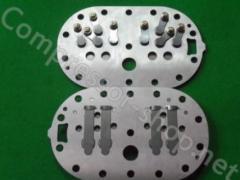 Клапанная доска (плита) Bitzer S6H, S6J (304 016