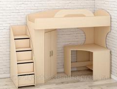 Детская модульная комната ДМ 303