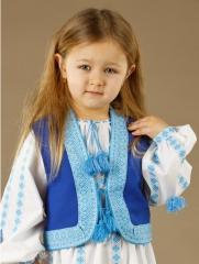 Vests nurseries the Embroidered vest - vyshivanka