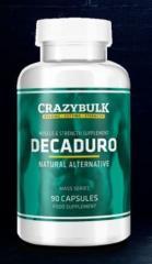 Капсулы для набора мышечной массы Decaduro...