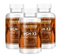 HGH-X2 (EychDzhiEych-Iks2) - kapszulák izomnövekedés
