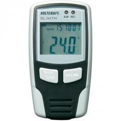 Регистратор температуры и влажности VOLTCRAFT