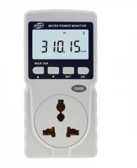 Измеритель параметров потребления электроэнергии