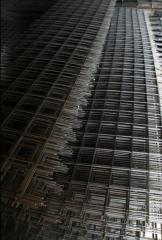 Grid welded reinforcing 100х100