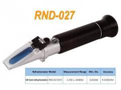 Рефрактометр RND - 027 ATC для СОЖ