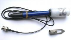 РН-электрод EZODO PS45 с острым электродом и BNC разъемом для мяса, сыра и т.п.