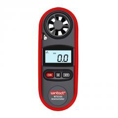 Цифровой анемометр Wintact WT816A (0,4 - 30 м/с)