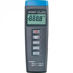 Термометр Voltcraft K101 (-200...+1370 °C)...
