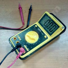 Цифровой мультиметр YINTE YT-0828 (1000В, ...