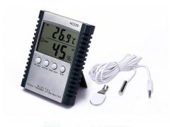 Термогигромтер с выносным датчиком HC520 (-50 ...