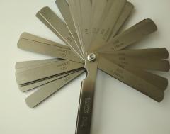Набор щупов для измерения зазоров Jinghua 100B 30