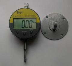 Цифровой индикатор часового типа ИЧЦ 0-12,7 мм
