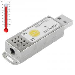 USB 2.0 PC TEMPerNTC регистратор температуры ( даталоггер, термологгер ), диапазон температур -50-+150 ℃