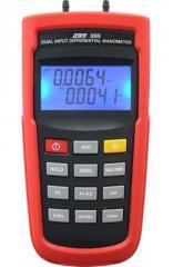 Цифровой дифференциальный манометр CHY 886U...