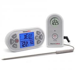 Беспроводной термометр (до 100 м) со щупом для приготовления пищи ThermoPro TP-21 (-9 до +300 °С)