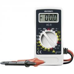 Цифровой компактный мультиметр (250В,  2МОм)...