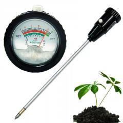 Анализатор почвы ZD-06 (РН: 3-8; RH: 10-80%) для измерения кислотности и влажности