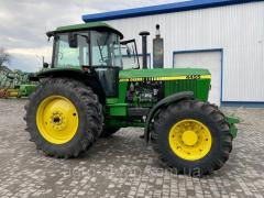 Трактор John Deere 4455- 1991 рік