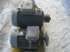 Электродвигатель F160M04