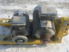 Электродвигатель F180I04