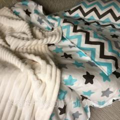 Ткань для детского постельного белья, поплин