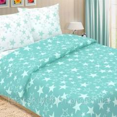 Ткань для постельного белья, поплин (хлопок)