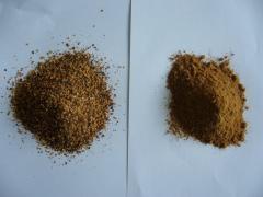 Измельчение трав (фракция от 1 мм до 5 мм)