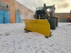 Снегоуборочный отвал «Hermes» для трактора Т...