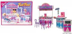 """Мебель для кукол """"Gloria"""" 96008"""