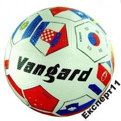 Мяч футбольный игровой / для игры на асфальте и не