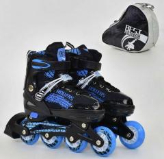 "Ролики Best Roller 5800 ""L"" (синие)"