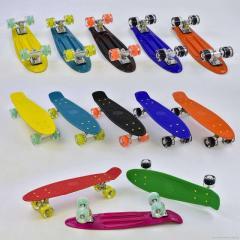 Скейт Пенни борд S 30470 Best Board