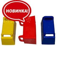 "Форма для снега ""Кирпич"" SP170008"