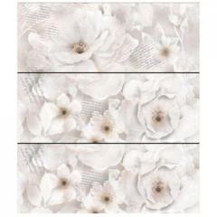 CEMENTIC Декор-панно серый 1 InterCerama