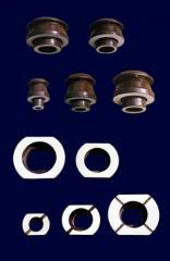 Compound insulators - plugs