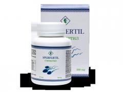 Sperfertil (Сперфертил) — капсулы от мужского бесплодия
