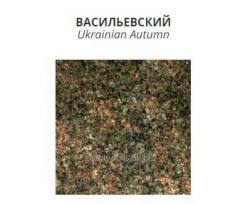 Ступени из гранита ВАСИЛЬЕВСКИЙ Ukrainian Autumn