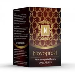 Novoprost (Новопрост)  - капсулы от...