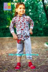 Пижамы детские, для девочки