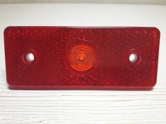 Фонарь габаритный МД-13 красный